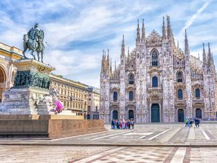 Citytrip Milan