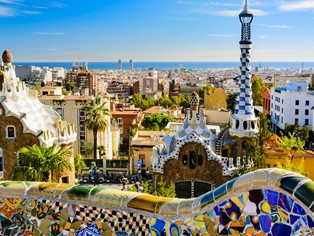 Citytrip Barcelone