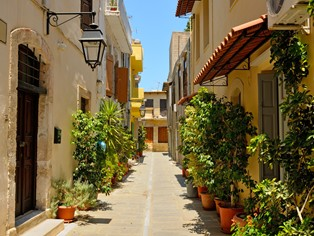 Vacances Rethymnon