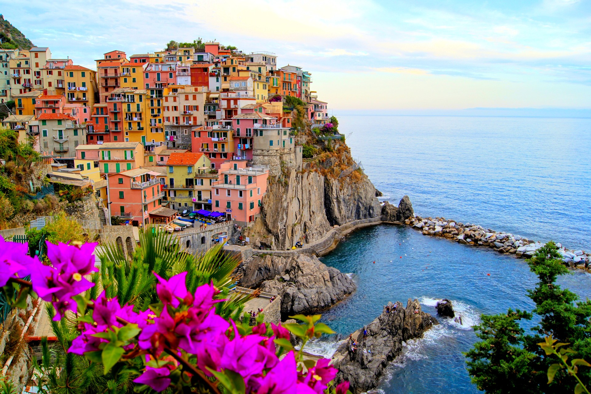 Vacances Riviera Fleurie Cote Du Levant Reservez Vos Voyage