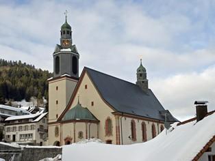 Vacance ski Todtmoos