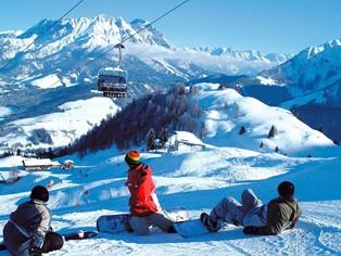 Vacance ski Fieberbrunn