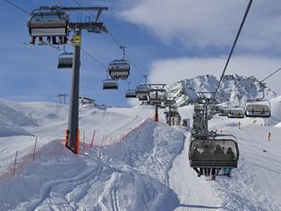 Vacance ski Sölden