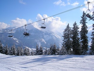 Vacance ski Zell am See