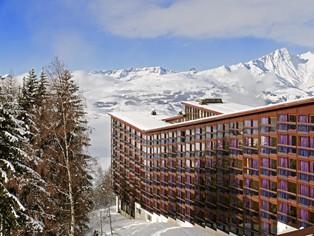 Vacance ski Arc 1800