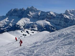 Vacance ski Châtel