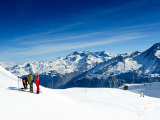 Vacance ski Méribel-Mottaret