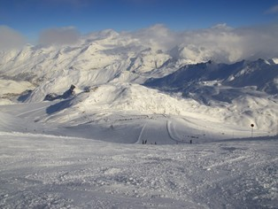 Vacance ski Tignes
