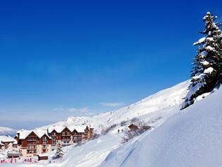 Vacance ski Valmeinier