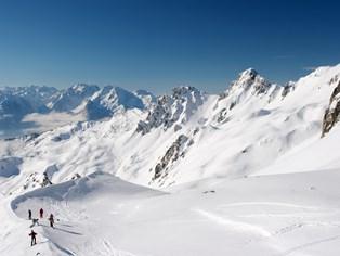 Vacance ski Valmorel la Belle