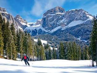 Vacance ski Campitello di Fassa