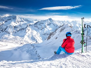 Vacance ski Commezzadura