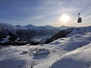 Vacance ski Saas-Grund