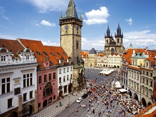 Vacances Bohême