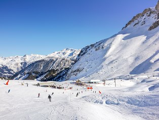Skivakantie Courchevel