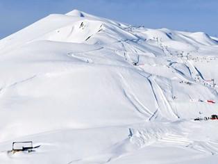 Skivakantie Le Corbier