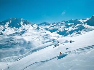 Skivakantie Les Trois Vallées