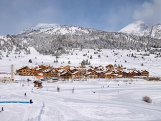 Skivakantie Montgenèvre