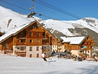 Skivakantie St-Sorlin d'Arves