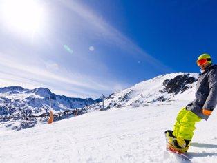 Skivakantie Aosta
