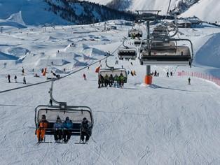 Skivakantie Ischgl
