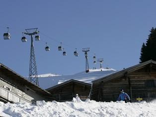 Skivakantie Kirchberg
