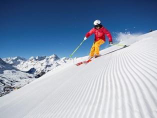 Skivakantie Obergurgl