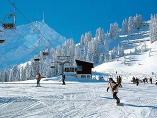 Skivakantie St. Johann in Tirol