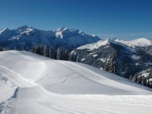 Skivakantie Gstaad
