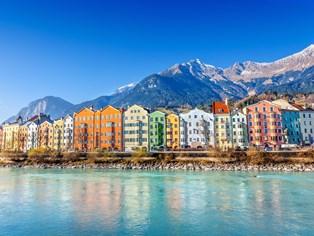 Vakantie Innsbruck en omgeving