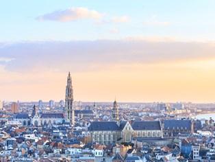 Vakantie Antwerpen