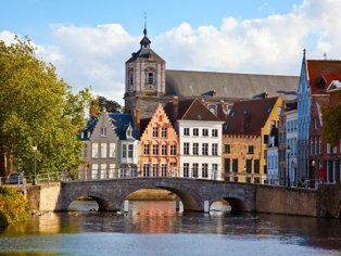 Vakantie Brugge