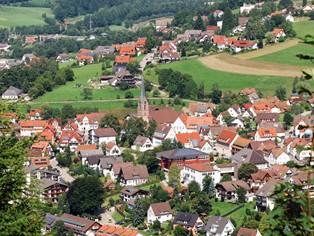 Vakantie Baiersbronn
