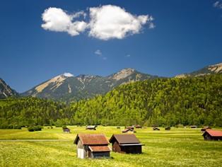 Vakantie Beierse Alpen