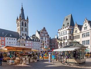 Vakantie Trier