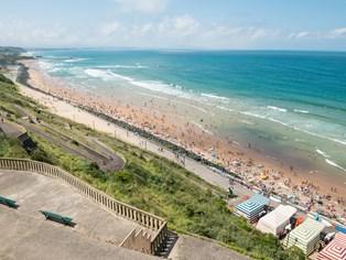 Vakantie Biarritz