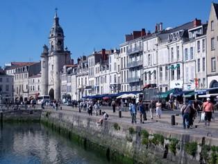 Vakantie La Rochelle-Lagord