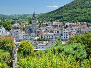 Vakantie Lourdes