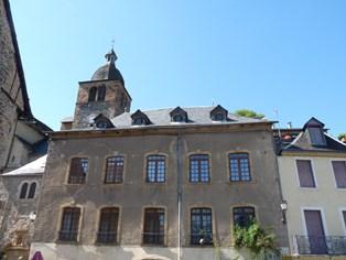 Vakantie St-Geniez d'Olt