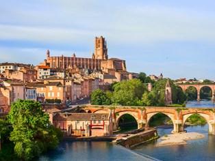 Vakantie Toulouse