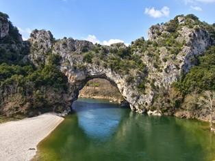 Vakantie Vallon-Pont-d'Arc