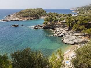 Vakantie Chryssi Amoudia