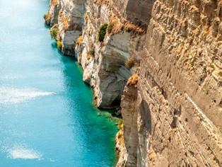Vakantie Isthmia-Korinthe