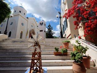 Vakantie Kos-stad