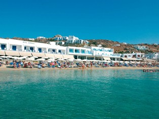 Vakantie Plati Yialos