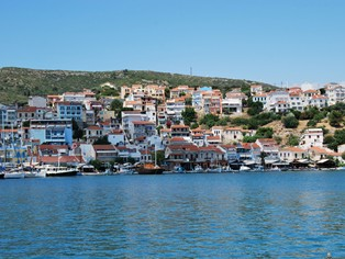 Vakantie Pythagorion