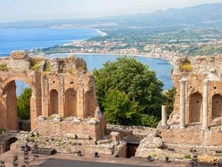 Vakantie Giardini Naxos