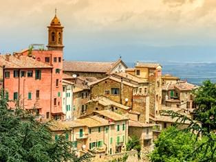 Vakantie Montepulciano