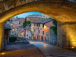 Vakantie Perugia