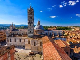 Vakantie Siena